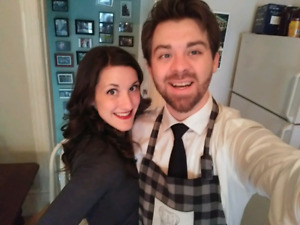 Awesome couple seeking summer sublet (South-end only!)