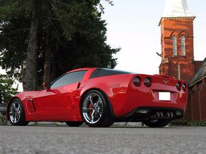 2013 Corvette Grand Sport – 60th Anniversary Pristine Condition