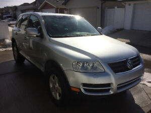 2008 Volkswagen Touareg,need absolutly nothing,great winter car