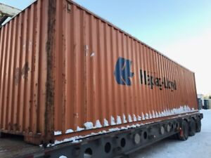 40' Sea Can Containers For Sale or Rent