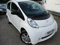 2011 PEUGEOT ION FULLY ELECTRIC CAR NO CONGSTION CHARGE HATCHBACK ELECTRICITY