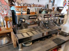 La Marzaocco classic linea 3 group coffee machine - espresso for sale  Camden, London