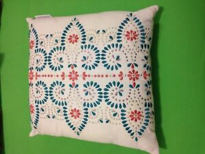 Variety of deco pillows