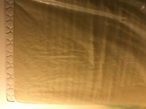 like new double size firm mattress