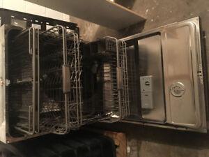 Dishwasher LG. Hard food disposer integrated. DEL.