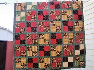 HANBMADE QUILTED TABLE COVER