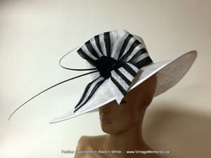 Brand new Feather Fascinators On Sale