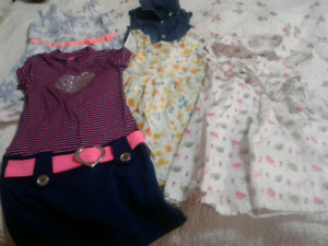 Girls 5T Cute Spring Clothes