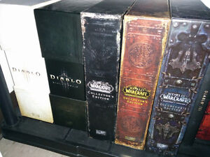 World Of Warcraft, Diablo 3 - Collector's Editions