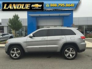 "2015 Jeep Grand Cherokee Limited   SUNROOF-20"" WHEELS-GREAT PRIC Windsor Region Ontario image 3"