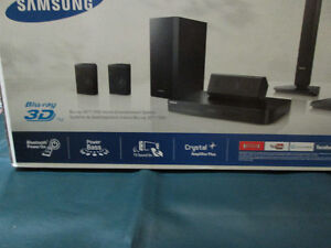 3D Samsung Bluray Home Entertainment System *Brand New* Peterborough Peterborough Area image 2
