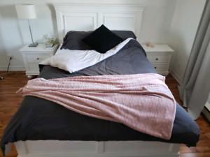 Tête de lit à vendre - Negociable