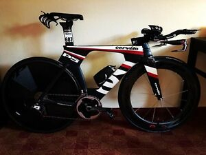Cervelo P5-SIX with many upgrades for sale or trade