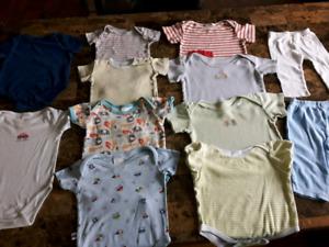 GRAND CHOIX 6 À 12 mois vêtements garçon