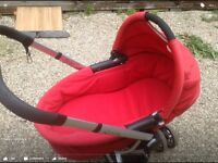 Quinny buzz push chair from new born