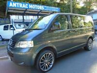 VW Transporter Shuttle SE 2.5TDi PD ( 130PS ) SWB Auto