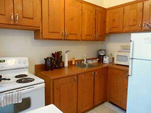5 1/2 furnished, temporary, metro Vendome 7 min