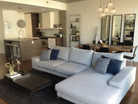 Modern Condo FURNISHED in Old Montreal / Condo moderne meublé