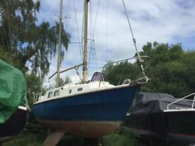 32 Foot Westerly Pentland