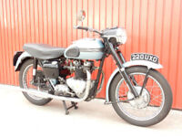 TRIUMPH TIGER T110 1954 649cc Matching Numbers - FABULOUS MACHINE SOUNDS GREAT