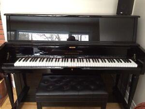 Piano droit Pramberger PV247