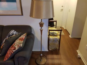 Vintage Torch Lamp for sale