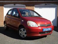 2003 (03) Toyota Yaris 1.0 VVTi Colour Collection 5 Door // FSH 14 Stamps!! //