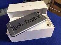 Iphone 6 64 GiG Boxed 02 Space Grey