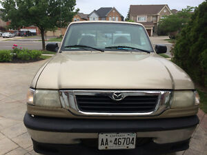 2000 Mazda B-Series Pickups Pickup Truck
