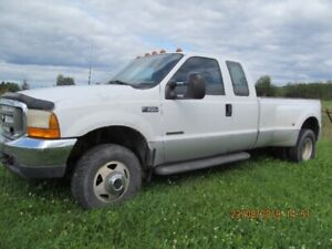 Camion Ford F-350 Diésel 7.3 roues double