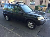 2003 52 Land Rover freelander td4 diesel may swap p/ex (jeep 4x4 off road) CHEAP!!