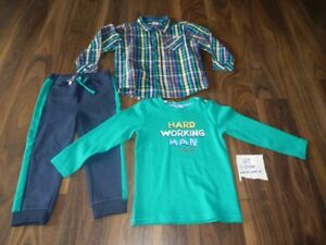 S Oliver Size 2T (never worn) outfit