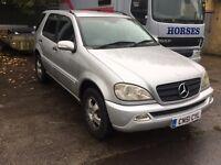 Mercedes ML 270 CDI