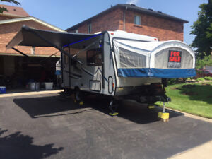 2017 Coachmen Apex Nano 15x -- BETTER THAN NEW!