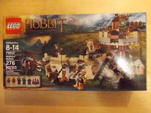 The Hobbit and LOTR LEGO Sets Unopened!