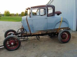 Ford Model A Coupe Body