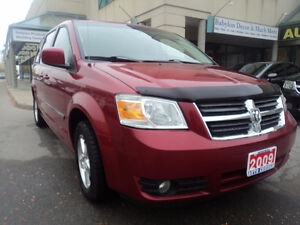 2009 Dodge Grand Caravan SE/Carproof clean/One owner/Certified