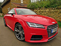 2015 Audi TTS 2.0 ( 310ps ) S TRONIC AUTO. OVER £45K NEW !! OUTSTANDING CAR !!