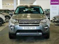2016 Land Rover Discovery Sport 2.0 TD4 180 HSE 5dr 4x4 Diesel Manual