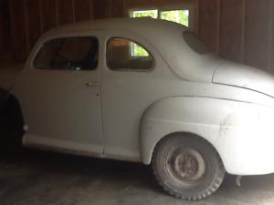 Mercury 1947. X 114