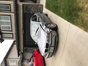 BMW 330i parts car