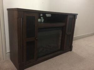 $250 Fireplace / Entertainment Unit
