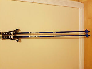 "Salomon ski poles 50"" or 125cm"