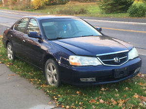 2003 Acura TL Other