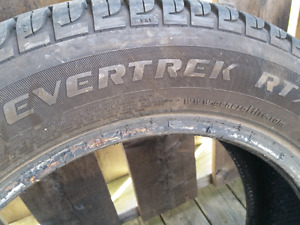 7 summer tire in excellent shape