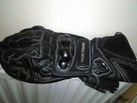 Summer Motorbike gloves by Frank Thomas