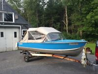 14ft refurbished runabout