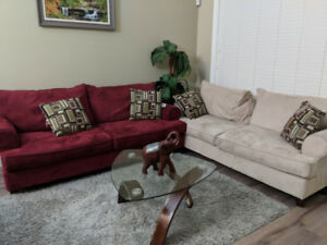 2 couch for sale