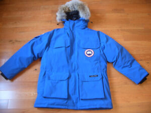 Authentic Canada Goose PBI Expedition Jacket/Parka Men M