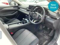 2018 Mazda 6 2.0 SE-L Nav+ 4dr SALOON Petrol Manual
